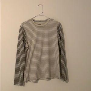 Patagonia striped shirt!